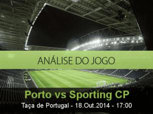 Análise do jogo: Porto vs Sporting (18 Outubro 2014)