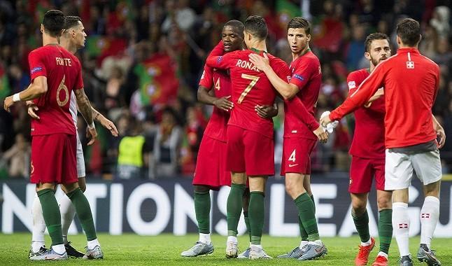 Portugal-Holanda com SuperOdds na Betano