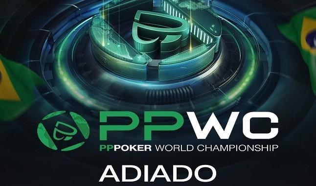 PPPoker World Championship é adiado