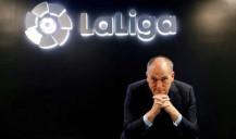 Presidente da LaLiga fala de vetos de casas de apostas