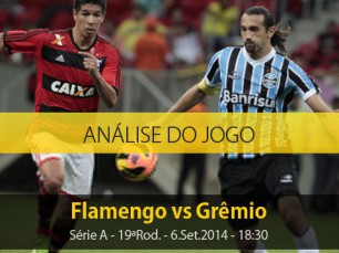 Análise do jogo: Flamengo X Grêmio (6 Setembro 2014)