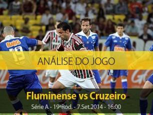 Análise do jogo: Fluminense X Cruzeiro (7 Setembro 2014)