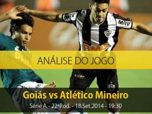 Análise do jogo: Goiás X Atlético Mineiro (18 Setembro 2014)