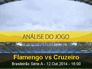 Análise do jogo: Flamengo vs Cruzeiro (12 Outubro 2014)