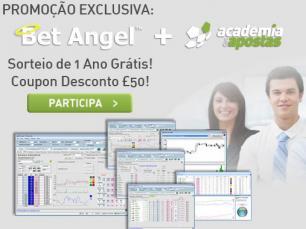 Promoção exclusiva do BetAngel para os membros da AcademiaDasApostas.com