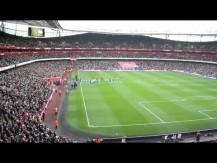 """Promoção """"Arsenal x Manchester City"""" -- O Vencedor"""