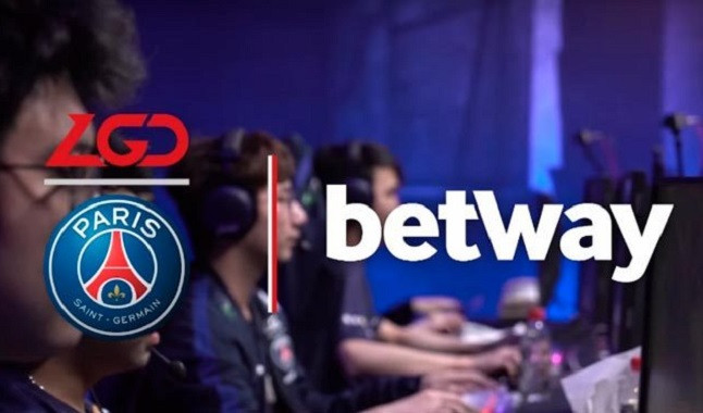 PSG eSports and Betway renew partnership