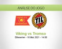 Prognóstico Viking Tromso (16 Maio 2021)