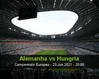 Alemanha vs Hungria