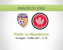 Prognóstico Perth Wanderers (16 Maio 2021)