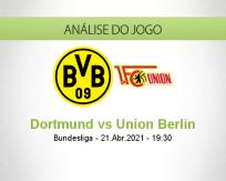 Dortmund vs Union Berlin