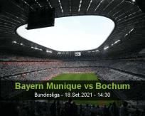 Bayern Munique vs Bochum