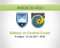 Sidney vs Central Coast