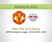 Manchester United vs RB Leipzig