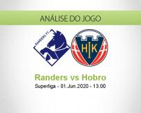 Randers vs Hobro