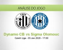 Dynamo CB vs Sigma Olumouc