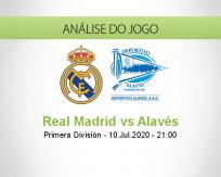 Real Madrid vs Deportivo Alavés
