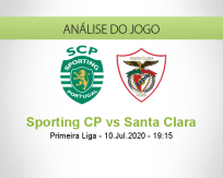 Sporting vs Santa Clara