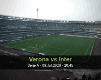 Verona vs Internazionale