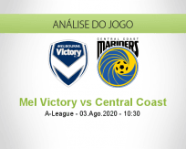 Melbourne Victory vs Central Coast Mariners