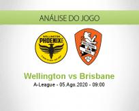 Wellington Phoenix vs Brisbane Roar