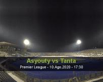 Prognóstico Asyouty Sport Tanta (10 Agosto 2020)