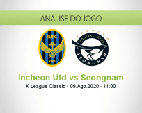 Incheon United vs Seongnam