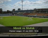 Minsk vs Slutsk