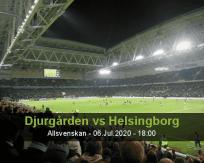 Prognóstico Djurgardens Helsingborgs (06 Julho 2020)