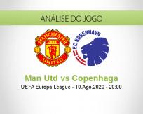 Manchester United vs Copenhagen