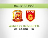 Wuhan Zall vs Hebei CFFC