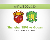 Shanghai SIPG vs Beijing Guoan
