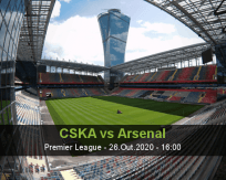 CSKA Moskva vs Arsenal Tula
