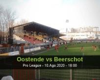 Prognóstico Oostende Beerschot-Wilrijk (10 Agosto 2020)