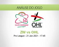 Prognóstico ZW OHL (21 Janeiro 2021)