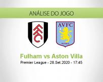 Fulham vs Aston Villa
