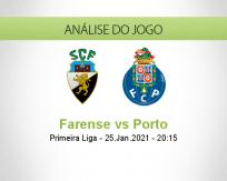 Farense vs Porto