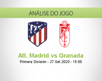 Atlético Madrid vs Granada