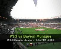 PSG vs Bayern Munique