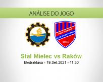 Prognóstico Stal Mielec Raków (19 Setembro 2021)