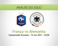 França vs Alemanha