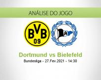 Dortmund vs Bielefeld