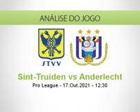 Prognóstico Sint-Truiden Anderlecht (17 Outubro 2021)