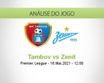 Tambov vs Zenit