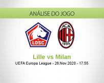 Lille vs Milan