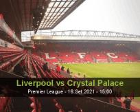 Liverpool vs Crystal Palace