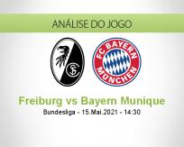 Freiburg vs Bayern Munique