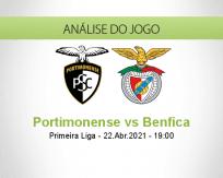 Portimonense vs Benfica