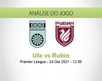Prognóstico Ufa Rubin (24 Outubro 2021)