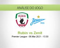Rubin vs Zenit